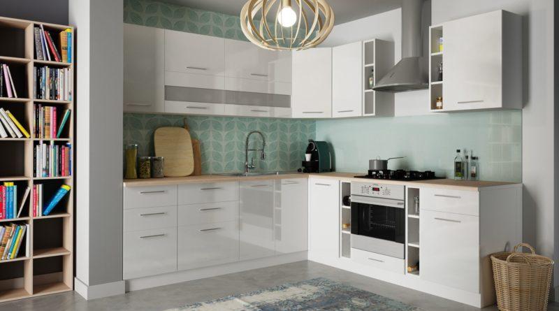Biała Kuchnia Elegancka Czy Niepraktyczna Meble Do Domu